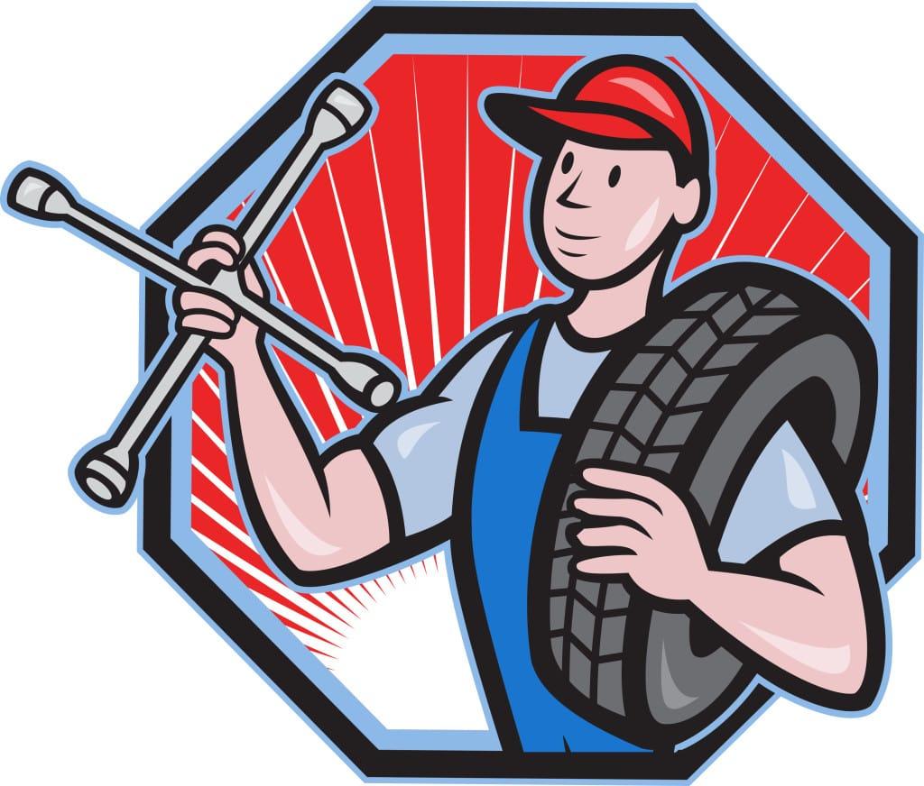 Varaa huolto tai renkaanvaihto